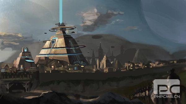 次世代打造!《星际要塞》科幻作品首曝引燃天际激情资讯生活