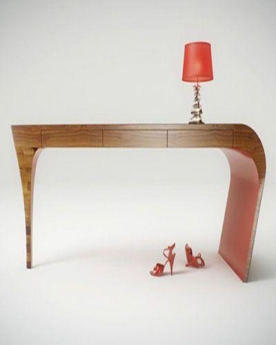 创意的高跟鞋桌子